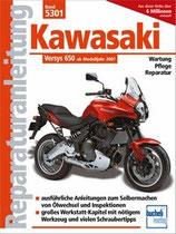 Kawasaki Versys 650 ccm - mit und ohne ABS
