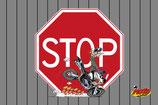"Fußmatte ""Stop"""