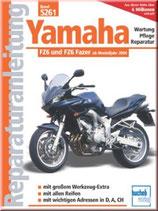 Yamaha FZ6 und FZ6 Fazer