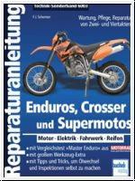 Enduros, Crosser und Supermotos
