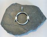 "Pilates Anhänger ""Magic Circle"" (groß) Silber 925"