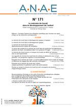 ANAE N°171 - Mémoire de travail et Développement de l'enfant