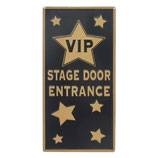 VIP Stage Door Entrance
