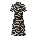 Shirt dress Zebra