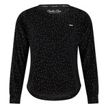 F-wild dreams velours sweater LM