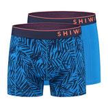 heren shorts 2-pk mangrove