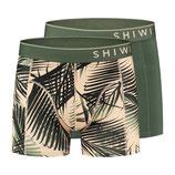 heren shorts 2-pk Foliage