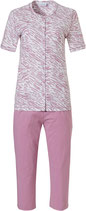Pyjama capri