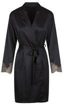 Black Incense kimono