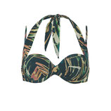 Multiway top Palm leaves