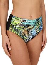Green fig bikini brief
