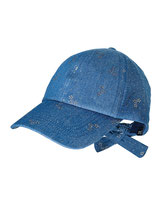 MAXIMO - Jeans-Cap Silberblume