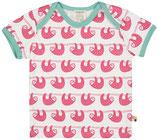 loud + proud -  T-Shirt Faultiere, azalea