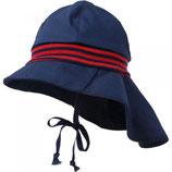 PICKAPOOH - Feuerwehrhut Strick, marine
