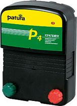 Patura P 4 - Kombigerät für 230 Volt + 12 Volt - Lieferung FREI HAUS