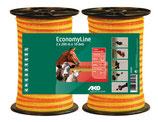 AKO EconomyLine Weidezaunband Doppelpack  10mm  2x200m
