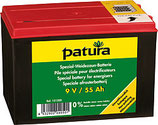 Patura Spezial-Weidezaun-Batterie 9 V
