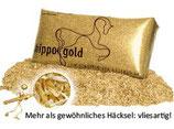 Hippo Gold - 1 Palette = 30 Ballen a´ 20 Kg - Sonnengetrocknetes 9-fach entstaubtes Stroh - BEI ABHOLUNG