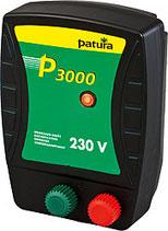 Patura P 3000 - 230 Volt Netzgerät - Lieferung FREI HAUS