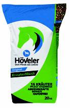 Höveler - KräuterMüsli - 20 Kg Sack