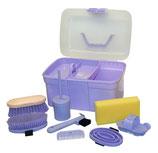 Putzbox befüllt für Kinder