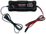Batterieladegerät für 12 V und 24 V Blei-Säure-Batterien