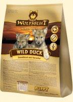Wolfsblut - Wild Duck Puppy - 15 Kg Sack