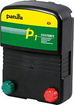 Patura P 1 - Kombigerät für 230 Volt + 12 Volt - Lieferung FREI HAUS
