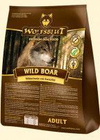 Wolfsblut - Wild Boar - 15 Kg Sack