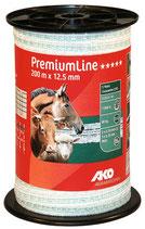 AKO PremiumLine Weidezaunband 12,5mm  200m