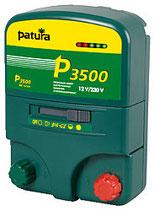 Patura P 3500 Multifunktions-Gerät für 230 Volt + 12 Volt - Lieferung FREI HAUS