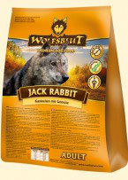 Wolfsblut - Jack Rabbit - 15 Kg Sack
