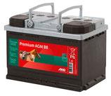 AKO Premium AGM Batterie - Lieferung FREI HAUS