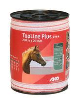 AKO TopLine Plus Weidezaunband 20mm