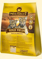 Wolfsblut - Gold Fields Puppy - 15 Kg Sack