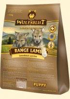 Wolfsblut - Range Lamb Puppy - 15 Kg Sack