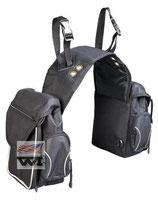 Satteltasche mit Seitentaschen