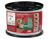 Premium Ultra Weidezaunseil 5,5mm 400m