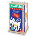 Tierwohl Super mit Enzym- modernes Granulat als Einstreu für Pferde Boxen - Lieferung FREI HAUS