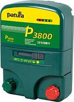 Patura P 3800 - Multifunktions-Gerät für 230 Volt + 12 Volt - Lieferung FREI HAUS