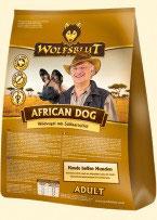 Wolfsblut - African Dog - 15 Kg Sack