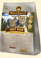 Wolfsblut - Grey Peak Puppy - 15 Kg Sack