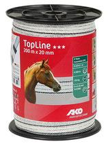 AKO TopLine Weidezaunband 20mm