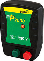 Patura P 2000 - 230 Volt Netzgerät - Lieferung FREI HAUS