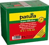 Patura Super-Alkaline Weidezaun-Batterie 9V