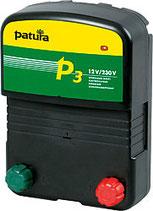 Patura P 3 - Kombigerät für 230 Volt + 12 Volt - Lieferung FREI HAUS