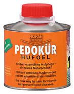 PEDOKÜR Huföl mit Hufhornhärter - 500ml