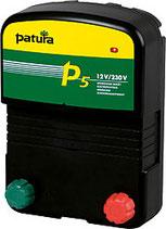 Patura P 5 - Kombigerät für 230 Volt + 12 Volt - Lieferung FREI HAUS