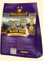 Wolfsblut - Black Bird Puppy - 15 Kg Sack
