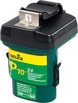 Patura P 10 - 9 Volt Batteriegerät - Lieferung FREI HAUS